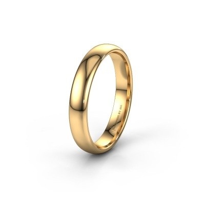 Picture of Wedding ring WH0100M34AP 585 gold ±0.16x0.07 in