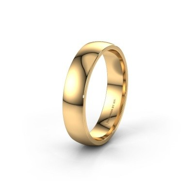 Picture of Wedding ring WH0100M25AP 585 gold ±0.20x0.07 in