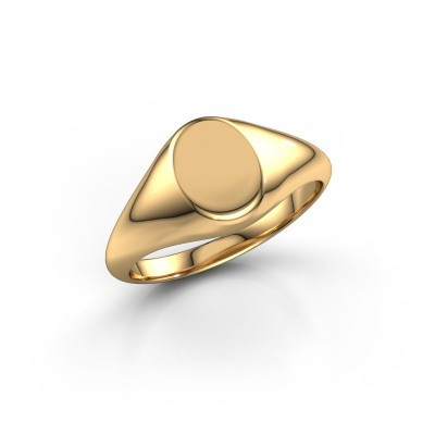 Picture of Signet ring Rochelle 1 585 gold
