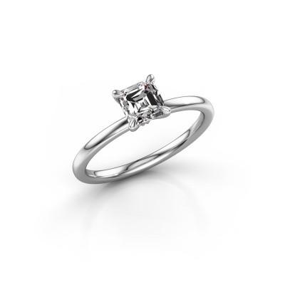 Verlobungsring Crystal ASS 1 925 Silber Diamant 1.00 crt