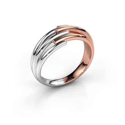 Ring Renske 585 white gold
