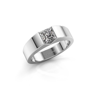 Foto van Verlovingsring Arlena 1 585 witgoud lab-grown diamant 0.40 crt