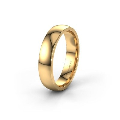 Picture of Wedding ring WH0100M25BP 585 gold ±0.20x0.08 in