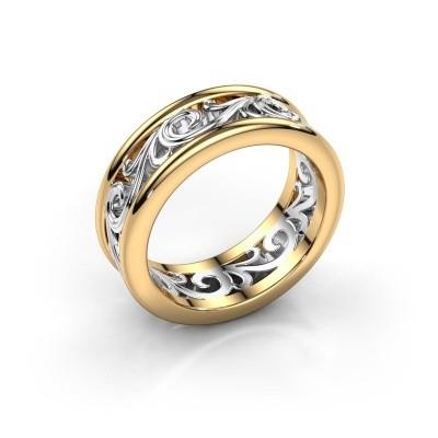 Picture of Wedding ring Karlijn 585 gold ±7x2.3 mm