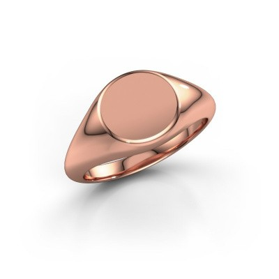 Picture of Signet ring Cyanne 1 585 rose gold