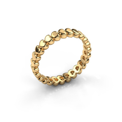 Picture of Stackable ring Joselyn 585 gold