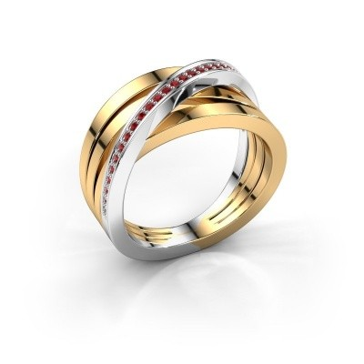 Picture of Ring Esmee 585 gold ruby 1 mm