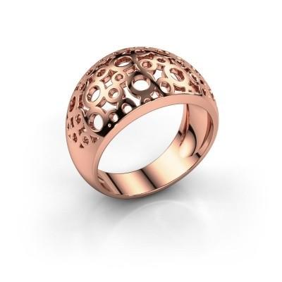 Ring Jaylinn 1 375 rosé goud