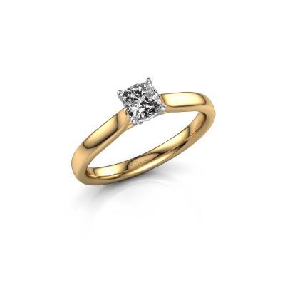 Verlobungsring Mignon cus 1 585 Gold Diamant 0.50 crt