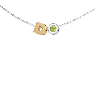 Foto van Letter hanger Initial 030 585 goud