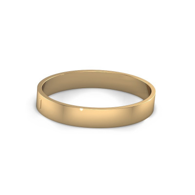Picture of Bangle Edra 10mm 585 gold