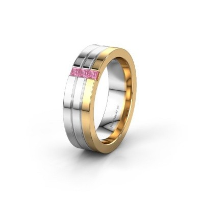 Ehering WH0428L16BP 585 Gold Pink Saphir ±6x2 mm