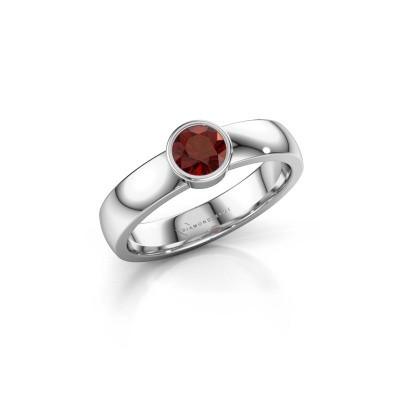 Bild von Ring Ise 1 925 Silber Granat 4.7 mm