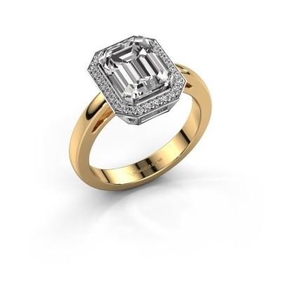 Foto van Verlovingsring Dodie 1 585 goud lab-grown diamant 2.65 crt