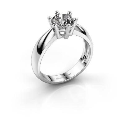 Verlovingsring Fay 950 platina diamant 1.00 crt