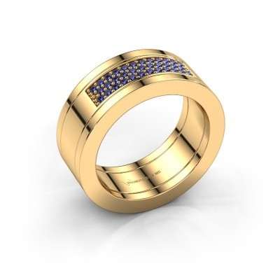 Picture of Ring Marita 1 585 gold sapphire 1.1 mm