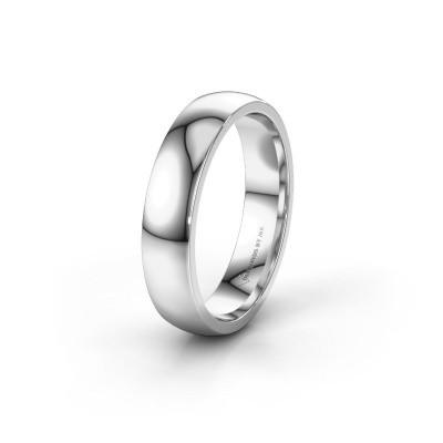 Bild von Ehering WH0100M25BP 925 Silber ±5x2 mm