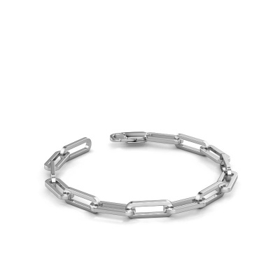 Armband CFE sqr 6.0 950 Platin ±6 mm