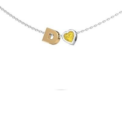 Foto van Letter hanger Initial 040 585 goud