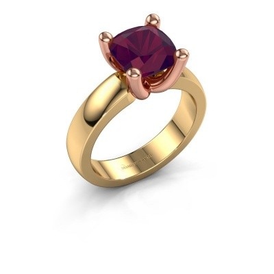Ring Clelia CUS 585 Gold Rhodolit 8 mm