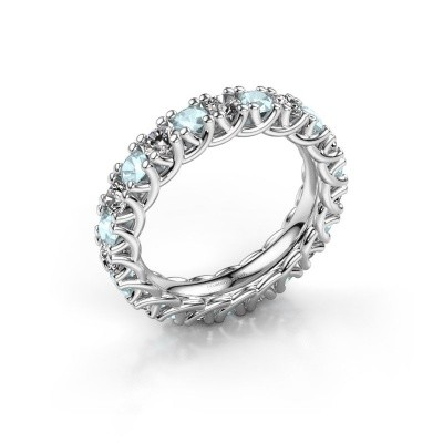 Picture of Ring Fenna 585 white gold diamond 1.10 crt