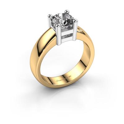 Promise ring Eline 1 585 goud diamant 1.00 crt