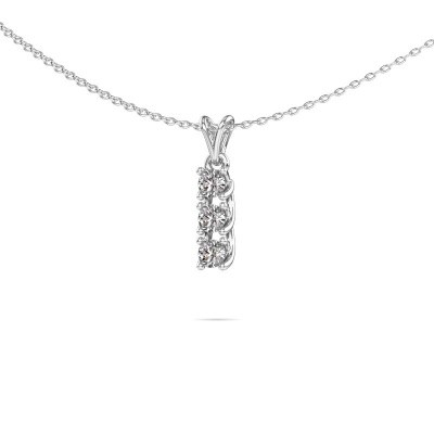Foto van Hanger Fenna 585 witgoud lab-grown diamant 0.30 crt