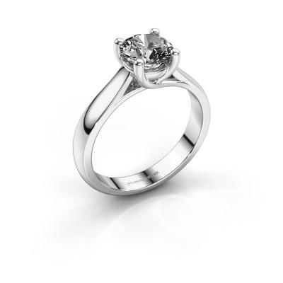 Engagement ring Mia 1 950 platinum diamond 1.00 crt