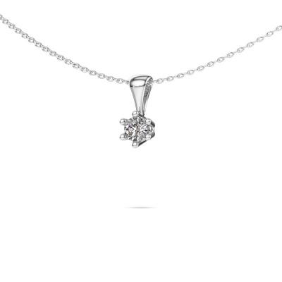 Bild von Kette Fay 585 Weißgold Diamant 0.25 crt