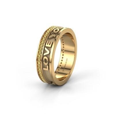 Ehering Namering 2 585 Gold ±6x2 mm