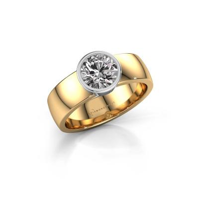 Ring Ise 1 585 gold diamond 1.00 crt