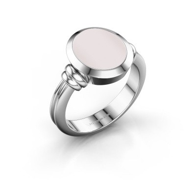 Picture of Signet ring Jake 2 F 950 platinum red sardonyx 12x10 mm