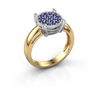Ring Dina 585 Gold Saphir 1.6 mm