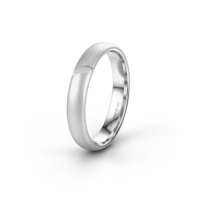 Alliance WH0176M34AP 925 argent ±4x1.7 mm