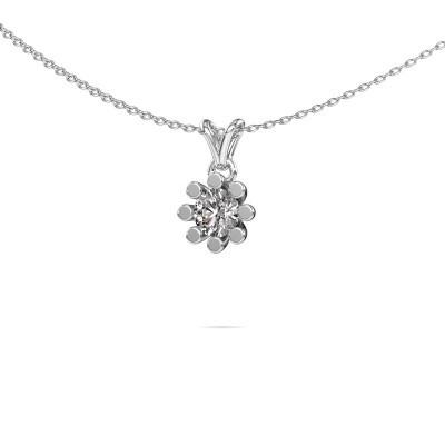 Foto van Hanger Carola 1 950 platina lab-grown diamant 0.50 crt