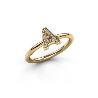 Bild von Ring Initial ring 070 585 Gold
