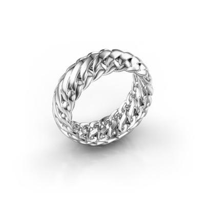 Foto van Heren ring Eric 925 zilver