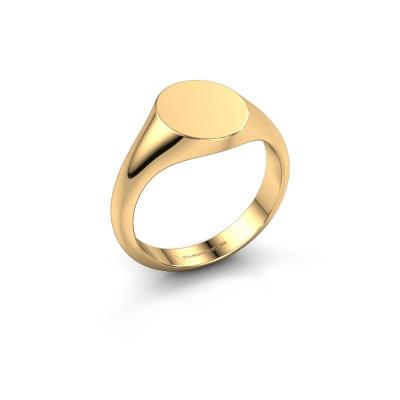 Foto van Pink ring Finn 1 585 goud
