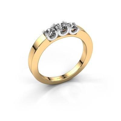 Foto van Verlovingsring Selina 1 585 goud lab-grown diamant 0.50 crt