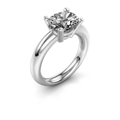 Ring Janiece 925 silver lab-grown diamond 2.70 crt