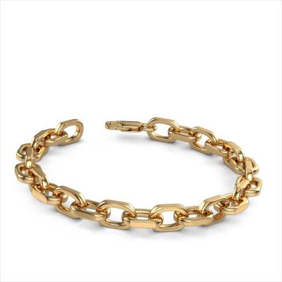Bild von Glieder Armband Anchor 1 9mm 585 Gold
