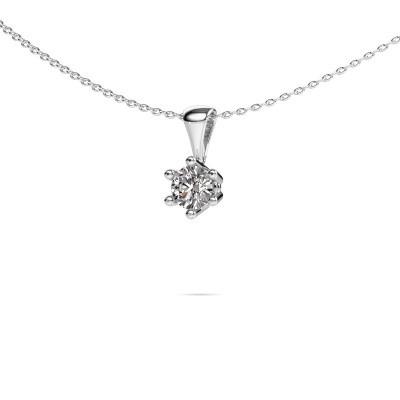 Foto van Ketting Fay 925 zilver diamant 0.40 crt