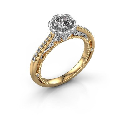 Verlobungsring Abbey 585 Gold Diamant 0.582 crt