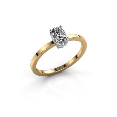 Foto van Ring Lynelle 1 585 goud lab-grown diamant 0.50 crt