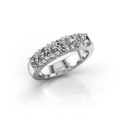 Foto van Aanzoeksring Rianne 5 925 zilver diamant 1.50 crt