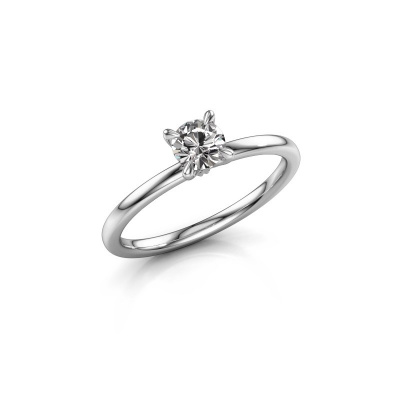 Picture of Engagement ring Crystal 1 express 585 white gold diamond 0.40 crt