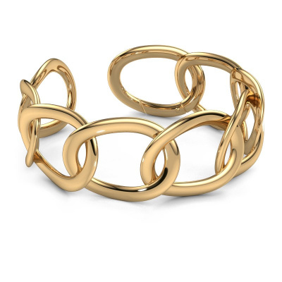 Picture of Bracelet marit 30mm 585 gold ±1.18in