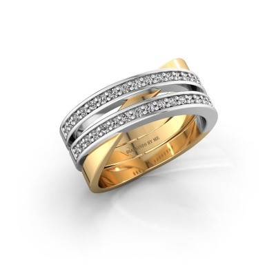 Ring Margje 585 goud lab-grown diamant 0.32 crt