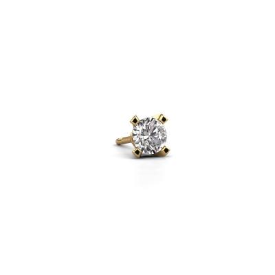 Foto van Heren oorbel Xaver 375 goud diamant 0.30 crt