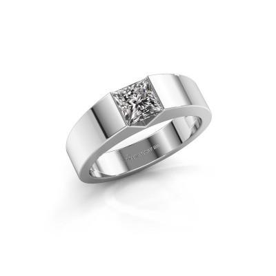 Foto van Verlovingsring Arlena 1 950 platina lab-grown diamant 0.40 crt
